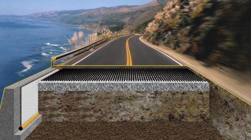 Ремонт доріг за допомогою арматури