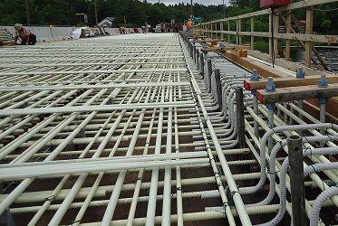 Використання композитної арматури в будівництві доріг