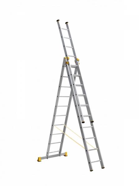 Трисекційна драбина
